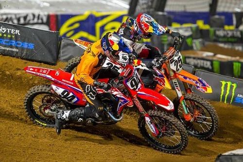 SX 2019: Roczen in rosso al Supecross di Anaheim II