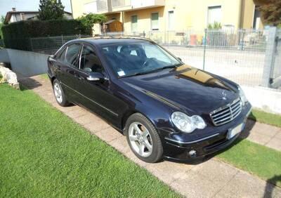 Mercedes-Benz Classe C 200 CDI cat Avantgarde del 2004 usata a Mozzecane
