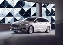 Ford Mondeo restyling 2019, arriva l'ibrido