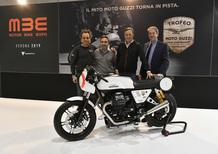 Moto Guzzi Fast Endurance, un trofeo per tutti