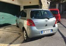 Toyota Yaris 1.D-4D 3 porte Sol del 2008 usata a Genova