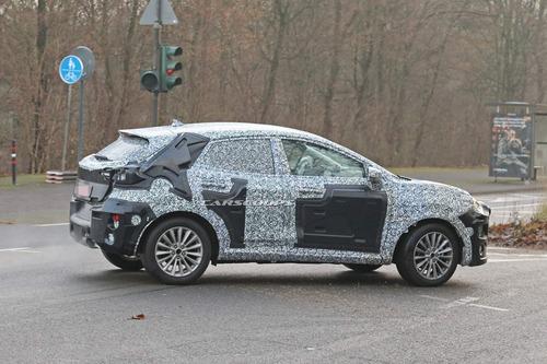 Ricordate la Ford Puma? Rinasce Crossover per il 2020 [foto gallery] (2)