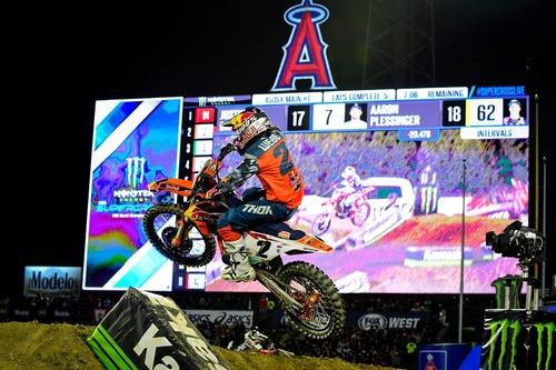 SX 2019. Webb alla prima in 450 ad Anaheim (8)