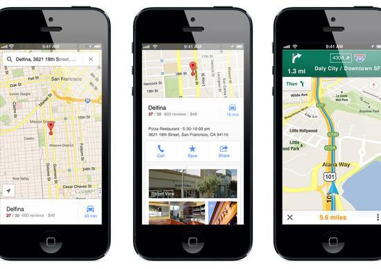 Google Maps: arrivano i limiti di velocità
