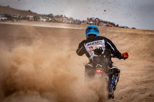 Nicola Dutto: tutte le foto di una Dakar dal retrogusto amaro (8)