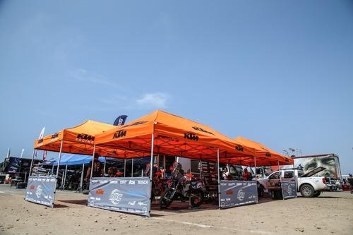Nicola Dutto: tutte le foto di una Dakar dal retrogusto amaro (9)