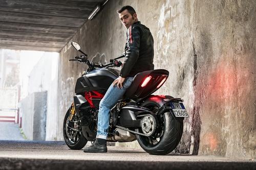 Ducati Diavel 1260 m.y. 2019 in produzione. In vendita a febbraio (6)