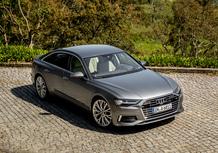 Audi A6, due nuove versioni mild-hybrid. Ecco i prezzi