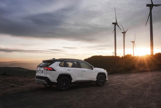 La Toyota RAV4 2019