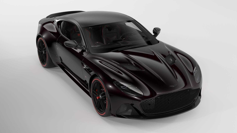 Aston Martin DBS Superleggera: ecco la TAG Heuer Edition
