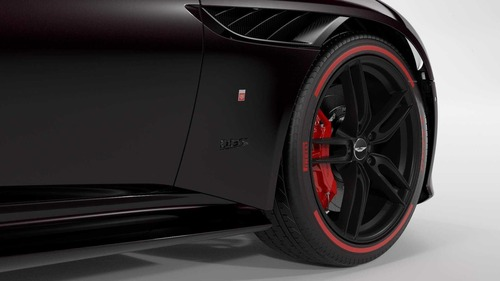 Aston Martin DBS Superleggera: ecco la TAG Heuer Edition (4)