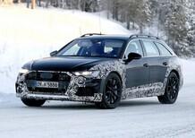 Audi A6 allroad, proseguono i test del nuovo modello [Foto spia]