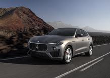 Maserati Levante, arriva l'edizione limitata Vulcano