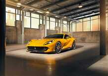 Ferrari 812 Superfast by Novitec: foto, video e SOUND