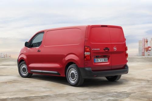 Opel Vivaro 2019: siamo alla 3^ generazione (3)