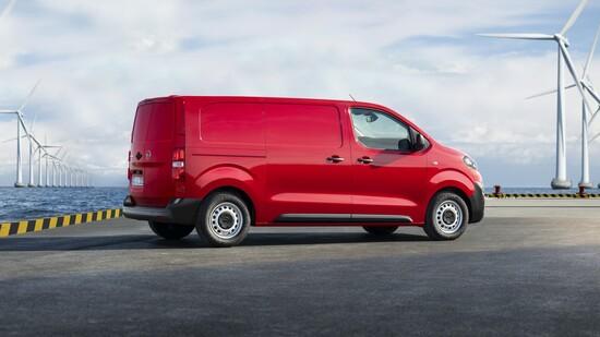 Il nuovo Opel Vivaro