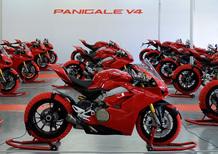 Ducati, vendite mondiali: prima fra le supersportive ma perde il 5%