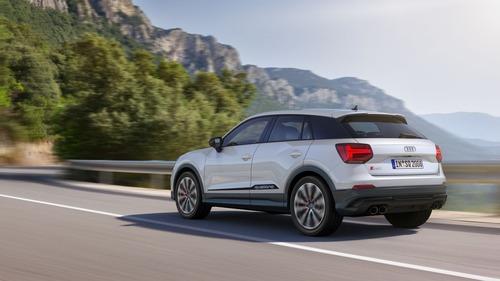 Audi SQ2, il prezzo per l'Italia: si parte da 50.750 euro (8)