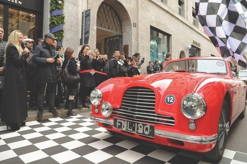 Coppa Milano Sanremo: 70 auto classiche e 5 Moto Guzzi di Moto.it pronte!  (5)