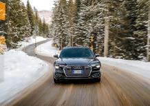 Audi A6 Avant: la nuova regina delle nevi