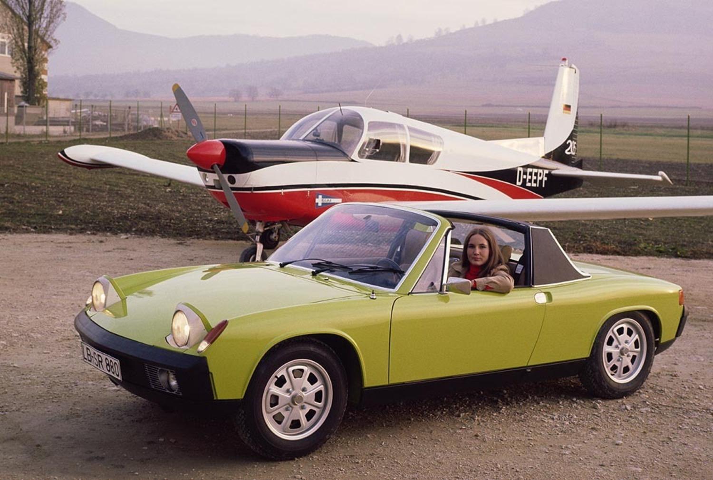 """Volkswagen-Porsche 914, i 50 anni della """"Porsche del popolo"""""""