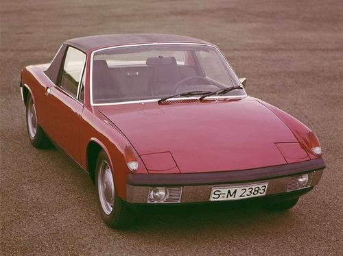 """Volkswagen-Porsche 914, i 50 anni della """"Porsche del popolo"""" (4)"""