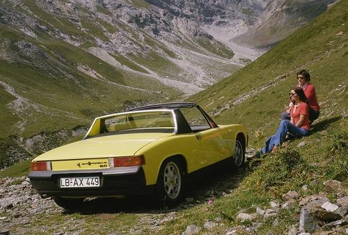 """Volkswagen-Porsche 914, i 50 anni della """"Porsche del popolo"""" (2)"""