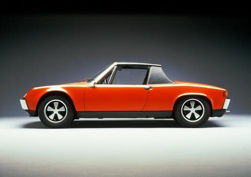 """Volkswagen-Porsche 914, i 50 anni della """"Porsche del popolo"""" (3)"""