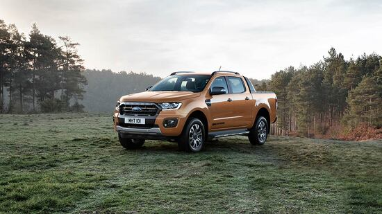 Nuovo Ford Ranger pick-up