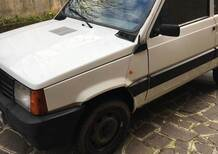Fiat Panda 1100 i.e. cat 4x4 Climbing del 2002 usata a Milano