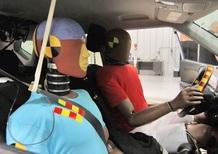 Hyundai e Kia: più sicurezza con gli airbag multi-collisione