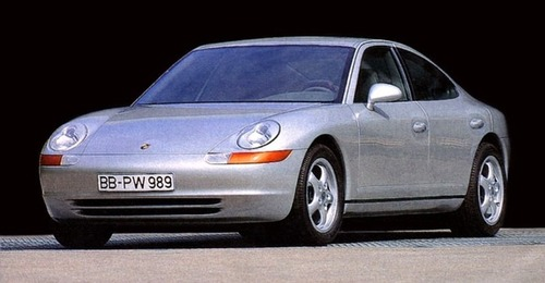 Porsche 989, la 4 porte che non vide mai la luce (4)