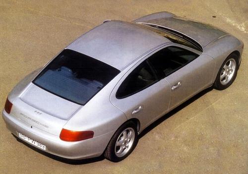 Porsche 989, la 4 porte che non vide mai la luce (7)