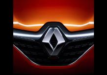 Renault Clio, il teaser della nuova generazione