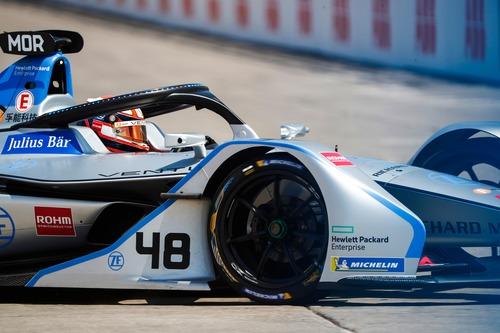 Formula E, ePrix di Santiago del Cile: pole per Di Grassi (4)