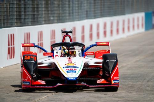 Formula E, ePrix di Santiago del Cile: pole per Di Grassi (5)