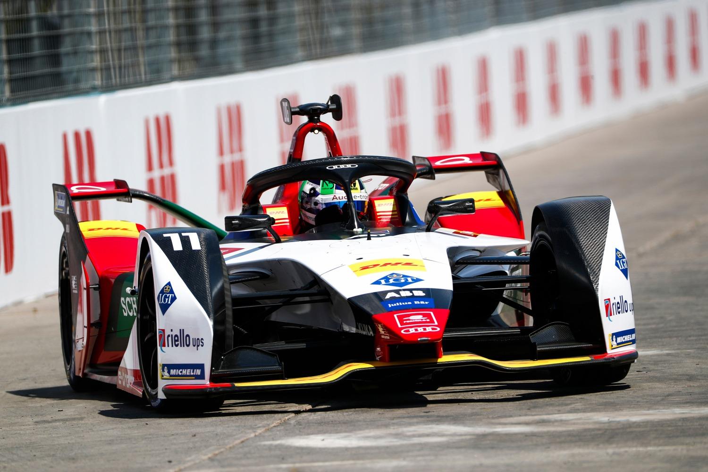 Formula E, ePrix di Santiago del Cile: pole per Di Grassi