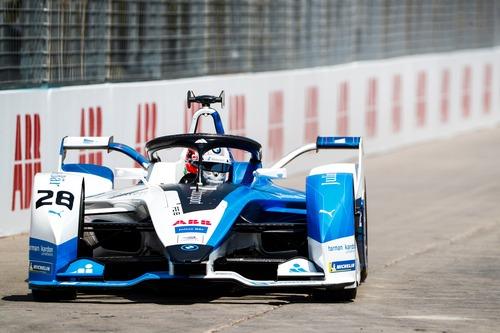 Formula E, ePrix di Santiago del Cile: vince Bird (2)
