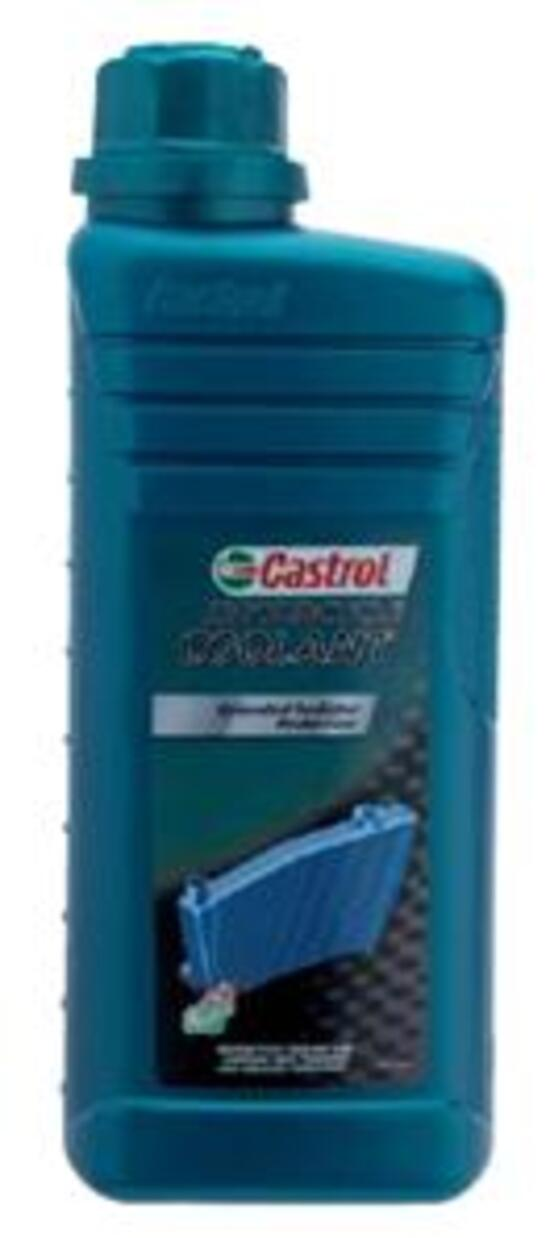 Castrol Motorcycle Coolant: l'antigelo per moto e scooter