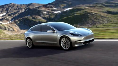 Tesla Model 3: la baby-elettrica compatta (5)