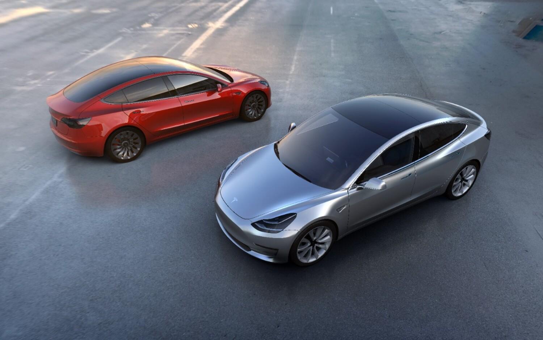 Tesla Model 3: la baby-elettrica compatta