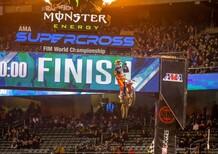 Supercross 2019, Oakland: di nuovo Webb