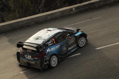 WRC19, Monte-Carlo: Ogier (Citroen) un Mostro (5)