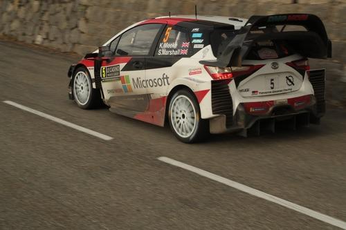 WRC19, Monte-Carlo: Ogier (Citroen) un Mostro (8)