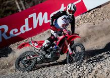 Alex Salvini correrà con la Honda CRF 450RX Enduro del Team S2 Motorsport Sembenini