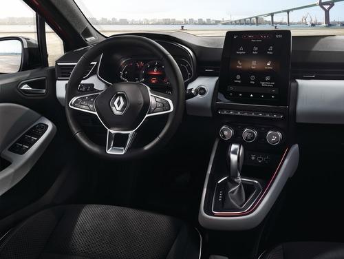 Nuova Renault Clio, svelati gli interni (5)