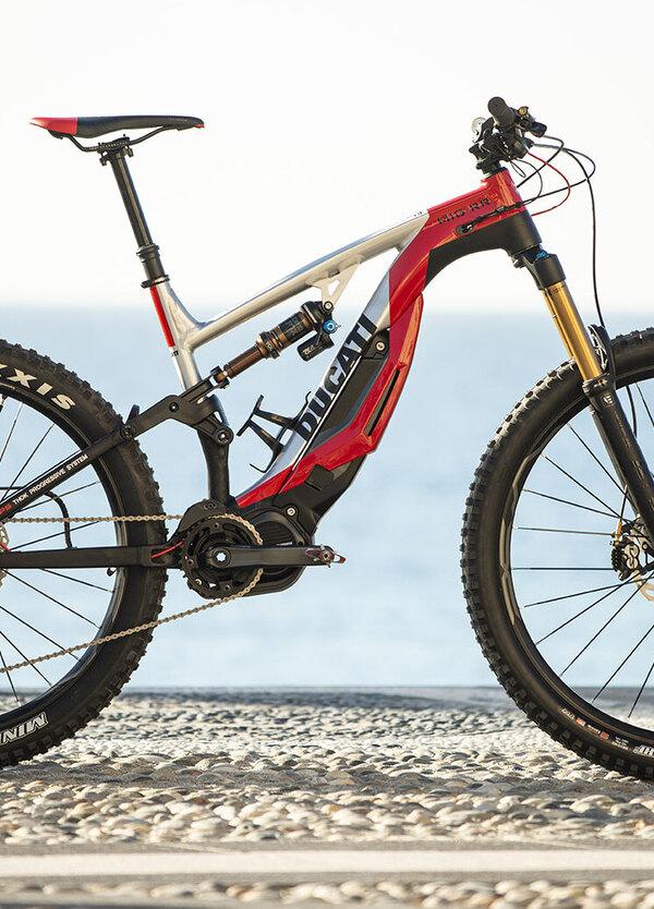 In vendita la Ducati MIG-RR, lE-MTB di Borgo Panigale