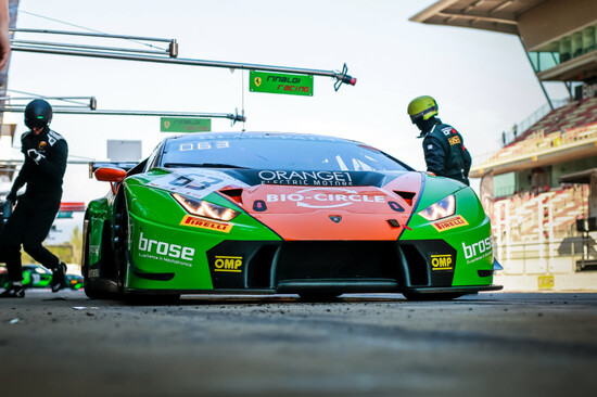 Come nella realtà anche su Assetto Corsa Competizione l'altezza da terra gioca un ruolo fondamentale per l'equilibrio complessivo della vettura