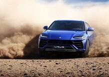 Lamborghini Urus, due nuovi pacchetti per il fuoristrada