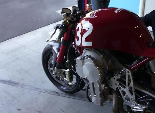 Nembo 32: motore rovesciato a 3 cilindri, due litri di cilindrata e un progetto strabiliante (6)